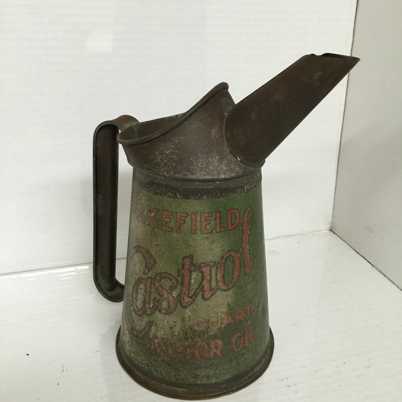 Vintage Castrol Oil Pourer