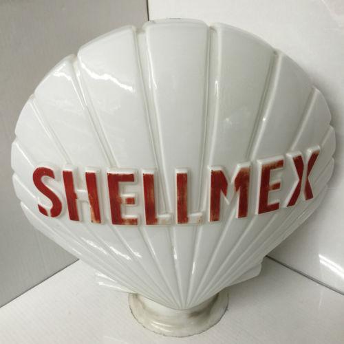 Shell-Mex Petrol Globe