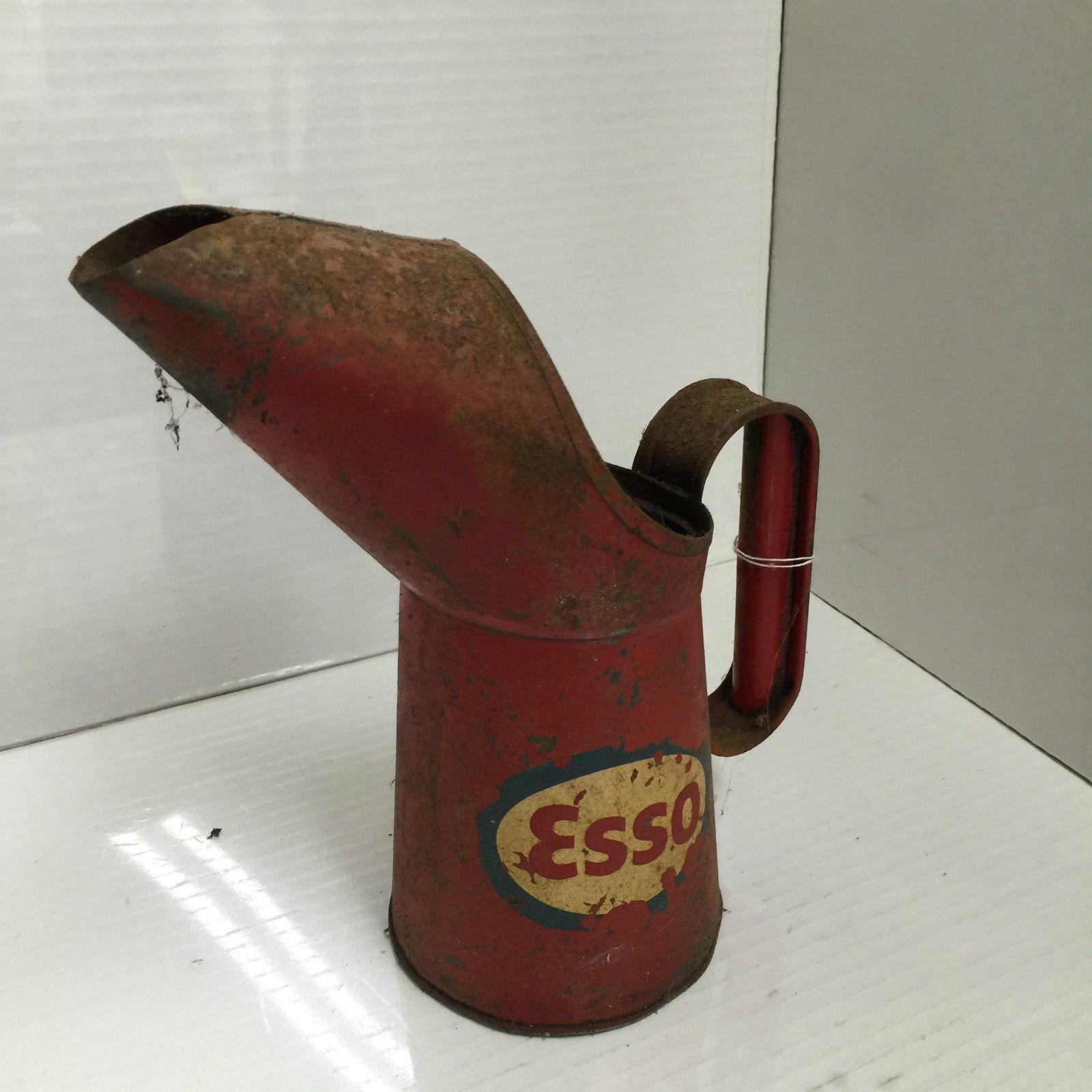 Vintage Esso Oil Pourer