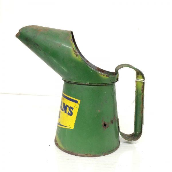Vintage Duckham's Oils Jug Pourer