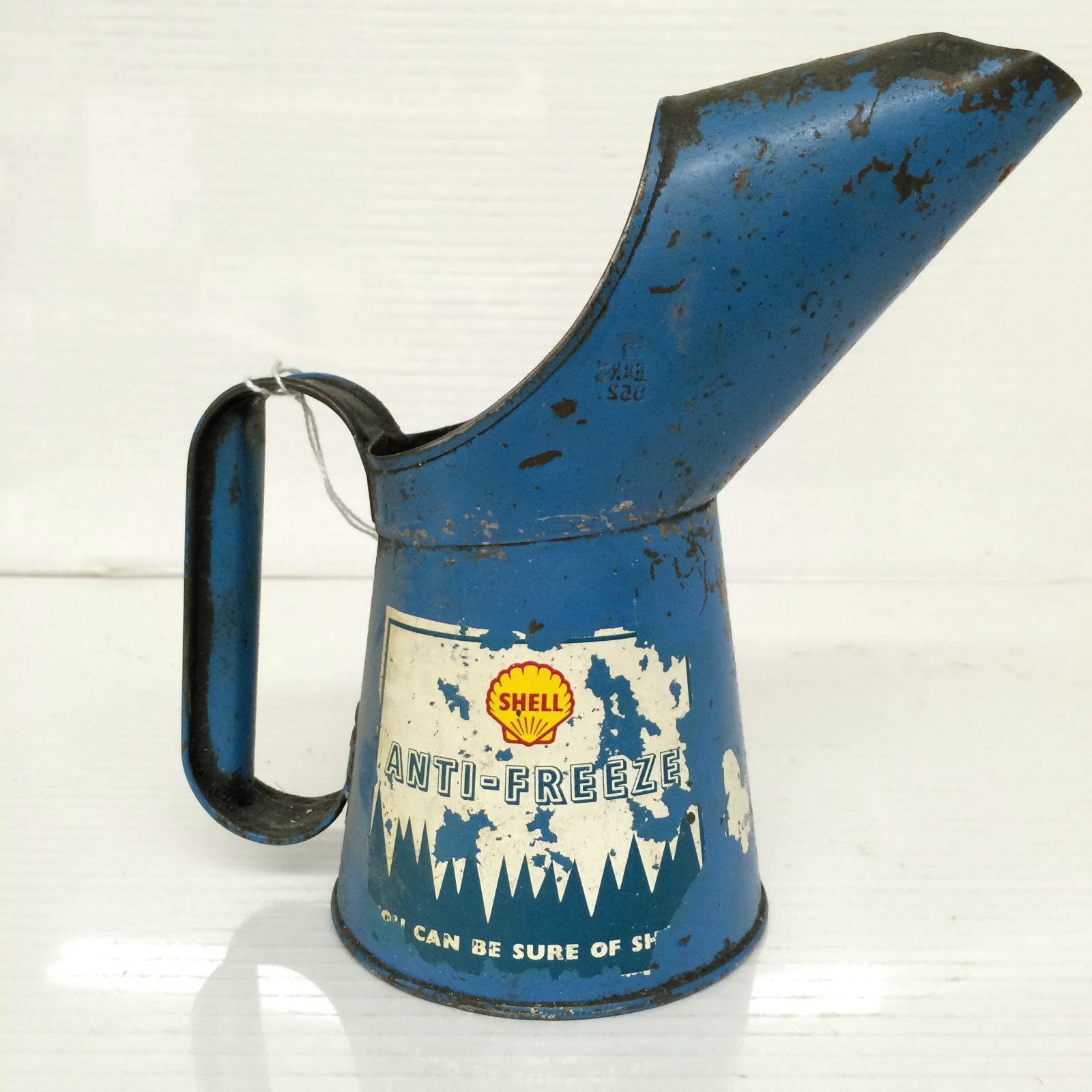 Vintage Shell Anti-Freeze Jug Pourer