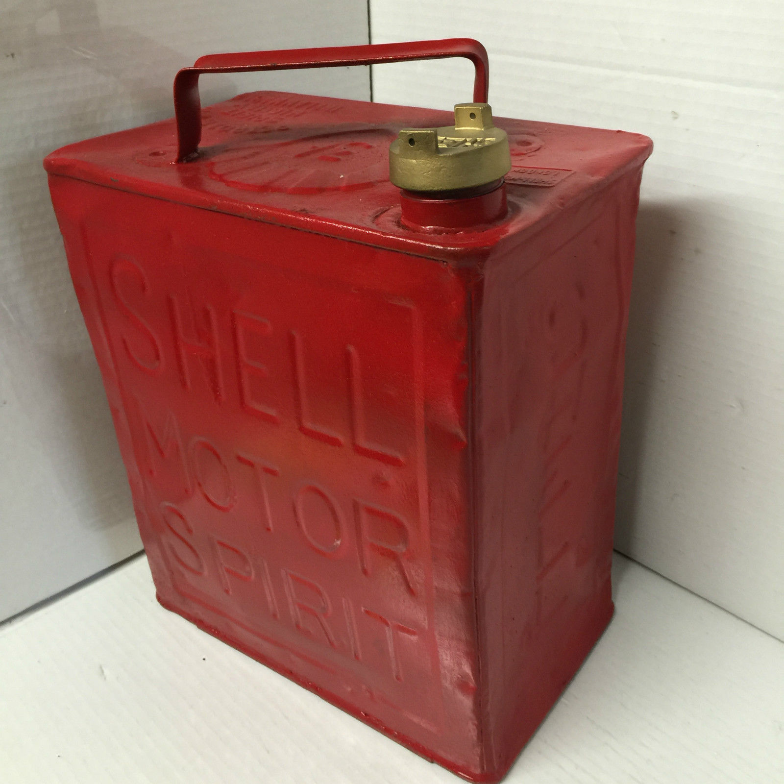 Vintage Shell Motor Oil