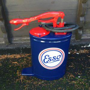 Vintage Esso Pump
