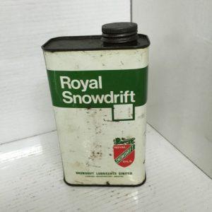 Vintage Royal Snowdrift