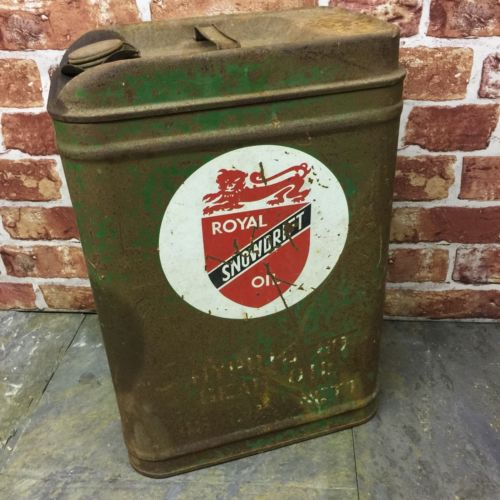 Royal Snowdrift Oil 5 Gallon Can