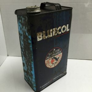Bluecol Oil Can